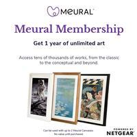 Canvas Annual Membership Card