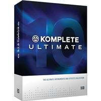 Native Instruments Komplete 10 Ultimate Update for K8U/K9U