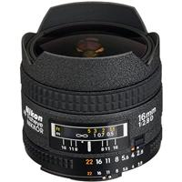 Nikon 16mm f/2.8D ED AF NIKKOR Lens - U.S.A. Warranty