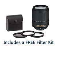 Nikon 18-140mm f/3.5-5.6G ED AF-S DX NIKKOR (VR) VR Lens ...
