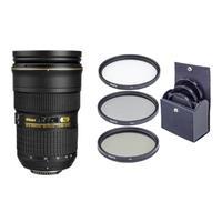 Nikon 24-70mm f/2.8G ED-IF AF-S Zoom NIKKOR Lens - U.S.A....