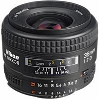 Nikon 35mm f/2D AF NIKKOR Lens - U.S.A. Warranty