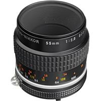 Nikon 55mm f/2.8 Micro NIKKOR AIS Macro Manual Focus Lens...