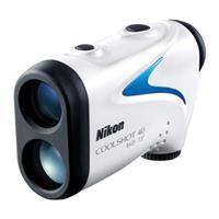 Nikon 6x21 CoolShot 40 Golf Laser Weatherproof Rangefinde...