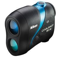Nikon CoolShot 80i VR Golf Laser Weatherproof Rangefinder