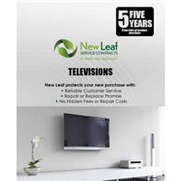 5 Year Television Service Plan for Products Retailing up ...