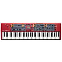 Nord Stage 2 EX Velocity Sensitive Semi Weighted Waterfal...