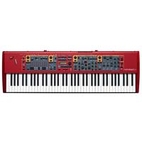Nord Stage 2 EX HP76 Velocity Sensitive Hammer Action Por...