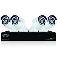 Night Owl Optics 8 Channel H.265 Network Video Recorder w...