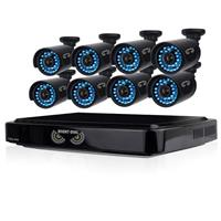 Night Owl Optics 8-Channel 720p Smart AHD Video Security ...