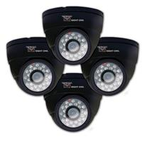 Night Owl Optics Hi-Resolution 600TVL Security Dome Camer...