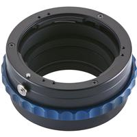 Novoflex MFT/PENT Adapter Connects Pentax K Lenses to Mic...