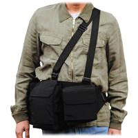 Newswear Mens Foul Weather Chestvest, Waterproof Digital ...