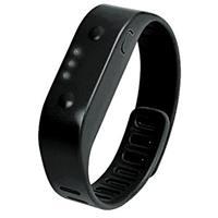 NAXA NSW-10 LifeForce+ Fitness Band & Sleep Monitor, Black