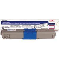 Oki 44469702 Magenta Toner Cartridge for C330/530/MC361/M...