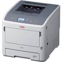 Oki Data B731dn Workgroup Monochrome LED Printer, 55 ppm ...