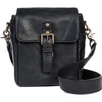 Onan Power The Bond Street Leather Camera Bag - Black