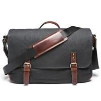 Onan Power The Union Street Camera and Laptop Messenger B...