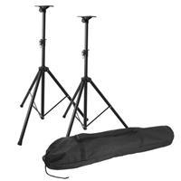 On Stage SSP7850 Professional Speaker Stand Pak