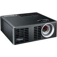 Optoma ML750 WXGA LED DLP 3D Ready Palm Sized Projector, ...