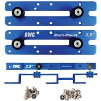 "Multi-Mount 2.5"" to 3.5"" and 3.5"" to 5.25"" Hard Drive Ada..."