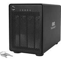 ThunderBay IV 4-Bay 8TB (4 x 2TB) 20 Gb/s External Drive ...