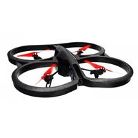 Parrot AR.Drone 2.0 Quadcopter Power Edition, Red