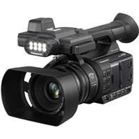 """Panasonic AG-AC30PJ Full HD Camcorder with 3"""" Touch Panel..."""