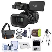 Panasonic HC-X1000 1080p 4K Ultra High Definition Camcord...