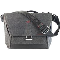 """Everyday Messenger 13"""" Laptop and Camera Bag, Charcoal"""