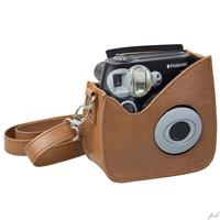 Polaroid Leather Carry Case for Pic-300 Instant Print Cam...