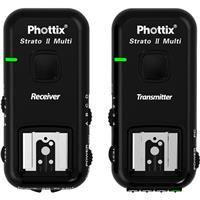 Phottix Strato II Multi 5-in-1 Trigger Set for Nikon, 2.4...