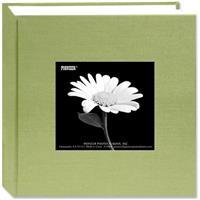 Pioneer Bi-Directional Cloth Frame Photo Album, Bright Cl...