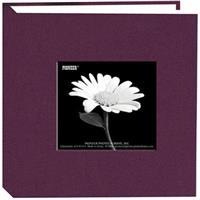 Pioneer Fabric Frame Photo Album, Bright Fabric Covers, H...