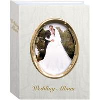 Pioneer WFM-46, Bound Mini Wedding Photo Album with White...