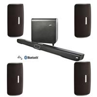 Omni SB1 Plus Premium Home Theater Sound Bar with Wireles...