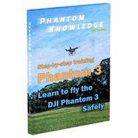 Step-By-Step Training for DJI Phantom 3 Quadcopter (DVD)