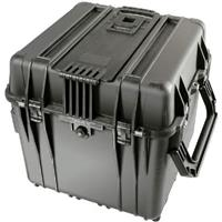 "Pelican 0350 20"" Cube Watertight Case with Padded Divider..."