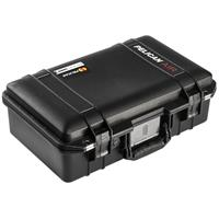 Pelican 1485 Air Case with Padded Dividers, Black