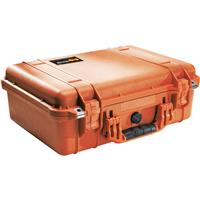 Pelican 1500 Watertight Hard Case without Foam Insert - O...