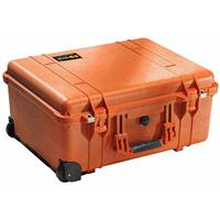 Pelican 1560 Watertight Hard Case with Cubed Foam Interio...