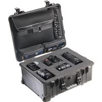 Pelican 1560LFC Laptop Watertight Hard Case with Foam Ins...