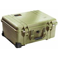 Pelican 1560SC Watertight Studio Hard Case, with Wheels -...
