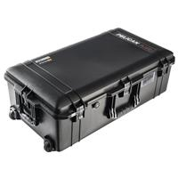 Pelican 1615 Air Wheeled Check-In Case with Foam, Black