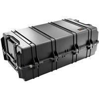 Pelican 1780 Transport Case without Foam, with Wheels, Black