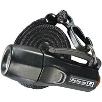Pelican L1 1930 LED Flashlight, 12 Lumens, Black