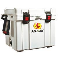 Pelican ProGear 35 Quart Elite Cooler, Marine White