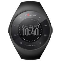 M200 GPS Running Watch with Wrist-Based Heart Rate, Black