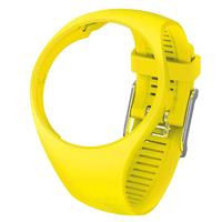 Polar Wrist Strap for M200 GPS Running Watch, S/M, Yellow