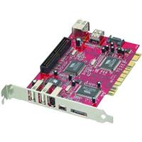 PPA 2 Port SATA RAID + USB 2.0 + 1394 PCI Combo Card for ...